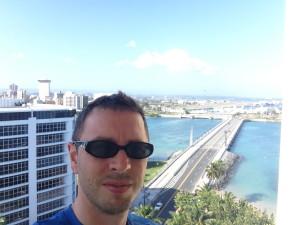 Puerto Rico From Balcony